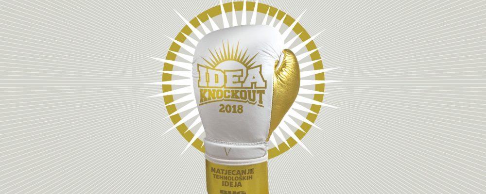 Idea Knockout 2018. – prijavite se na natjecanje tehnoloških ideja