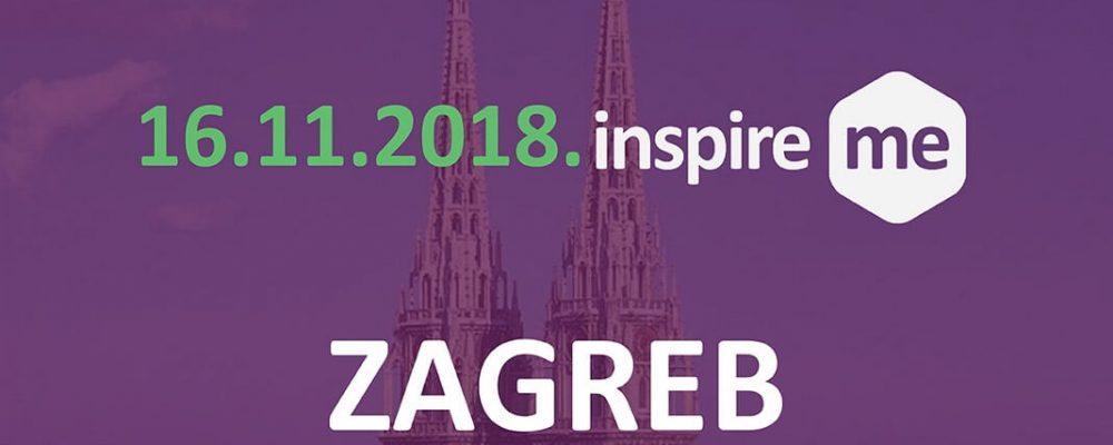 Inspire Me konferencija u Zagrebu