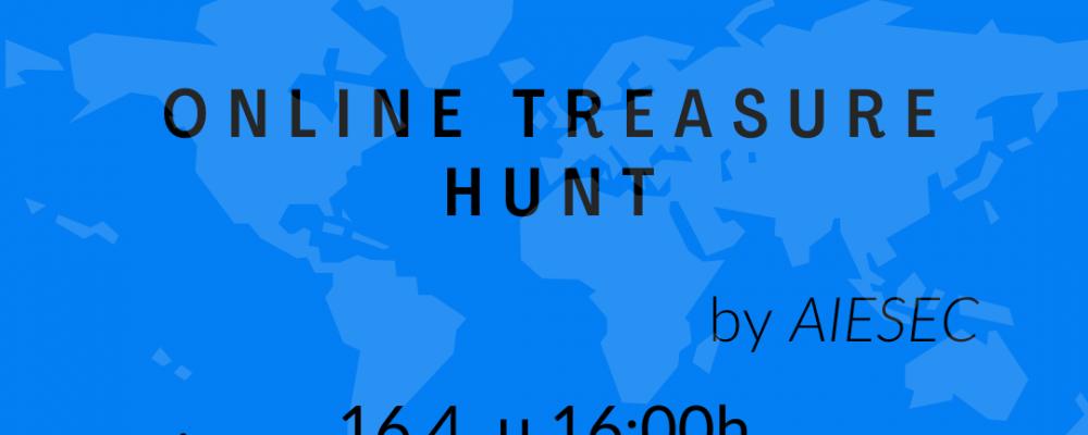 Online Treasure Hunt u organizaciji AIESEC Varaždin