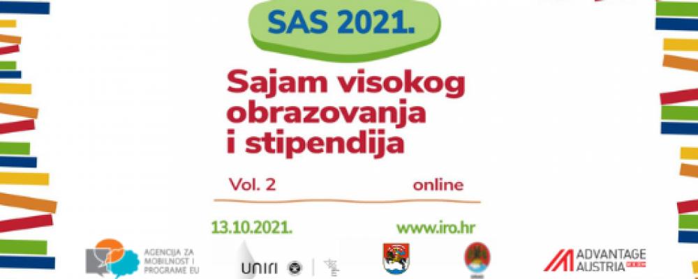 17. Sajam visokog obrazovanja i stipendija (SAS)